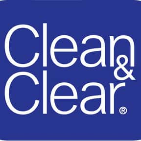 Clean & Clear is listed (or ranked) 19 on the list All Johnson & Johnson Brands