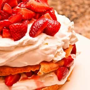 Strawberry Shortcake is listed (or ranked) 6 on the list Every Single Type of Cake, Ranked by Deliciousness
