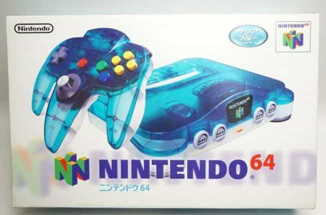 Nintendo 64 is listed (or ranked) 1 on the list Things Turning 20 in 2016 That Will Make You Feel Super Old