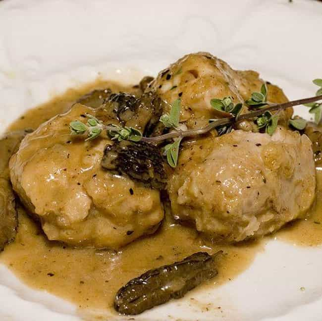 Sweetbreads is listed (or ranked) 1 on the list 16 Foods That Aren't What You Thought You Ordered