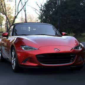 Mazda MX-5 Miata is listed (or ranked) 22 on the list The Best Cars of 2019