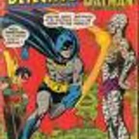 Bag O'bones is listed (or ranked) 7 on the list All of Batman's Deadliest Villains & Enemies, Listed