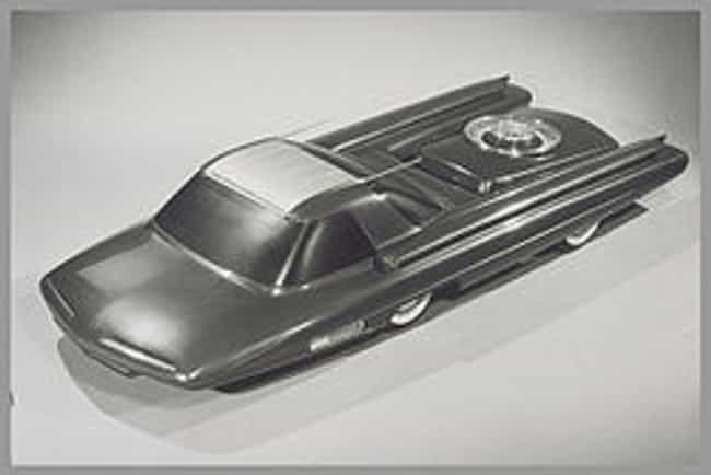 Ford Nucleon is listed (or ranked) 4 on the list Concept Cars We're Glad Remained Concepts