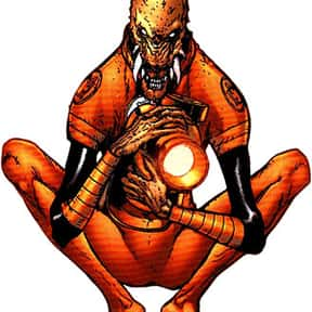 Agent Orange III is listed (or ranked) 5 on the list All DC Villains & DC Comics Enemies