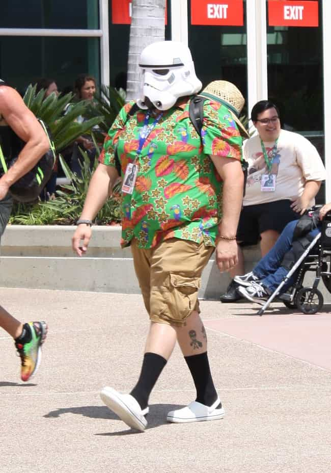 Stormtroopers is listed (or ranked) 3 on the list We Took Photos Of Common Cosplays Everyone Did At SDCC 2017