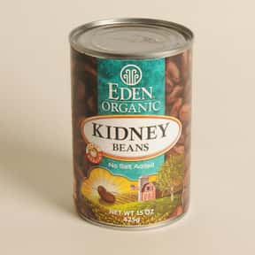 Kidney Bean is listed (or ranked) 21 on the list The Best Foods to Eat Before a Workout