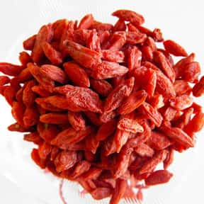 Goji Berry is listed (or ranked) 1 on the list 21st Century Food Fads to Avoid