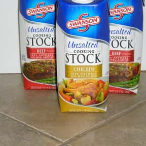 Swanson Chicken Broth 1 C is listed (or ranked) 4 on the list Weight Watchers Low Point Foods