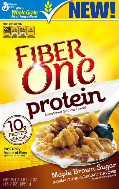 Fiber One Cereal on Random Best Healthy Cereals
