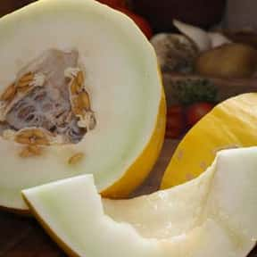 Casaba Melon is listed (or ranked) 5 on the list Low Fat foods