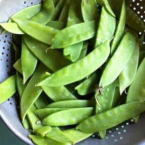Snow Peas is listed (or ranked) 15 on the list The Best Garden Vegetables to Eat