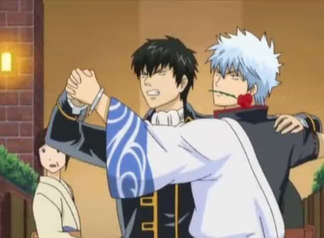 Gintama is listed (or ranked) 3 on the list 14 Anime With Insanely Dark Humor