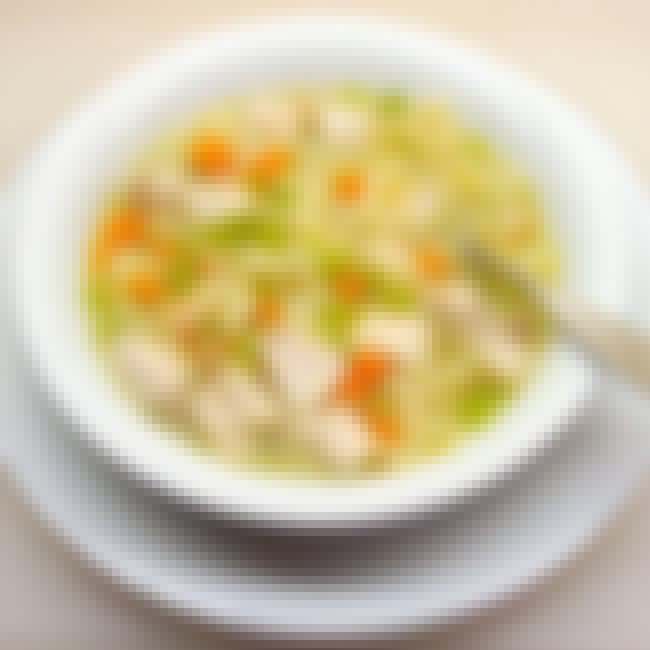 Chicken Noodle Soup is listed (or ranked) 3 on the list Swiss Chalet Recipes