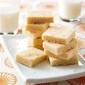 Shortbread Cookie is listed (or ranked) 8 on the list The Very Best Types of Cookies, Ranked
