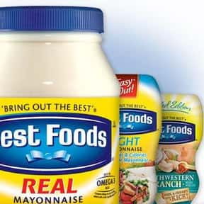 Best Foods is listed (or ranked) 22 on the list List of Companies That Hire Felons