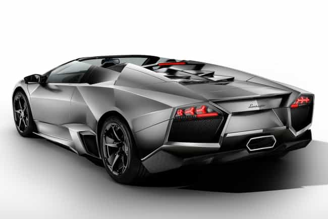 Lamborghini Reventon is listed (or ranked) 4 on the list The Ultimate Dream Cars