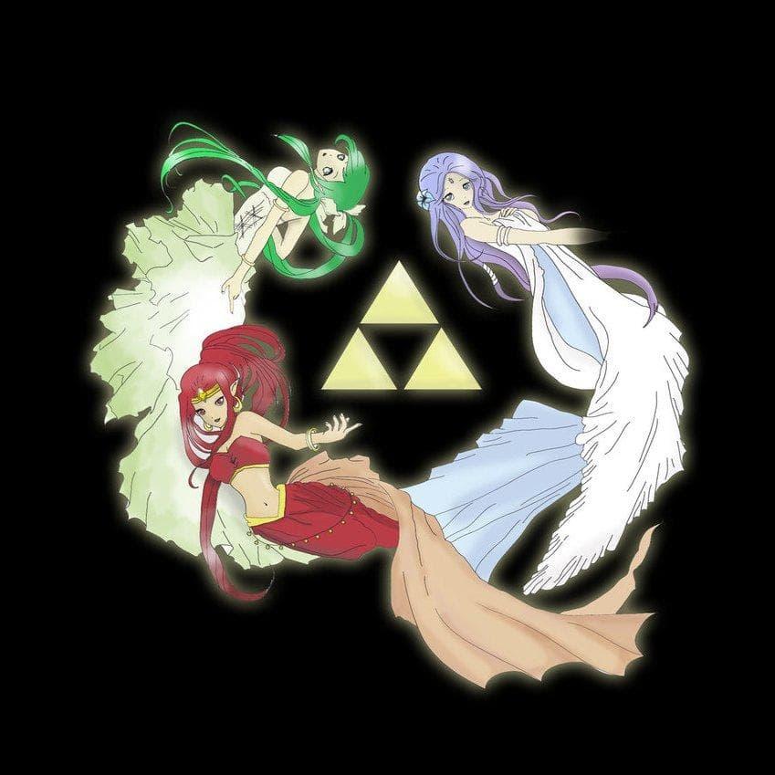 Golden Goddesses   on Random Best Legend of Zelda Characters
