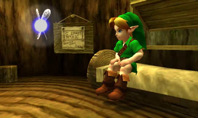 Navi is listed (or ranked) 4 on the list Which 'Legend Of Zelda' Character Are You According To Your Zodiac Sign?