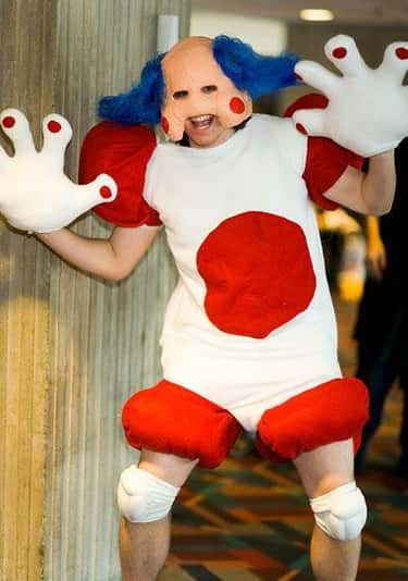 Mr. Mime is listed (or ranked) 2 on the list 22 Times Pokemon Cosplay Got Weird