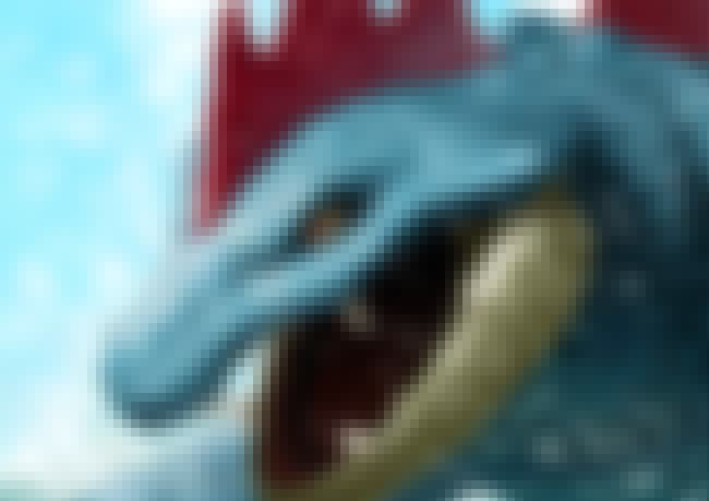 Feraligatr is listed (or ranked) 4 on the list Unbelievably Gorgeous (And Realistic) Pokémon Paintings Better Than Anything You'll See In A Museum