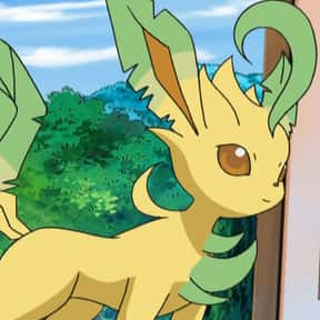 Leafeon is listed (or ranked) 23 on the list The Greatest Fox Characters of All Time