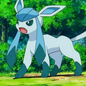 Glaceon is listed (or ranked) 21 on the list The Best Dog Pokemon