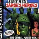 Army Men: Sarge's Heroes is listed (or ranked) 16 on the list Nintendo 64 Games List