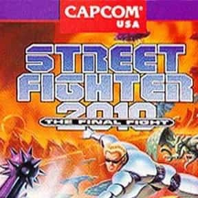 Street Fighter 2010: The Final is listed (or ranked) 12 on the list The Best Wii U Fighting Games