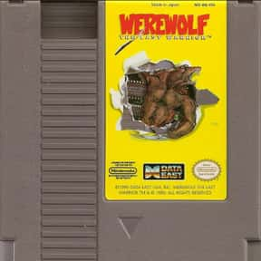 Werewolf: The Last Warrior is listed (or ranked) 18 on the list The Best Werewolf Video Games of All Time