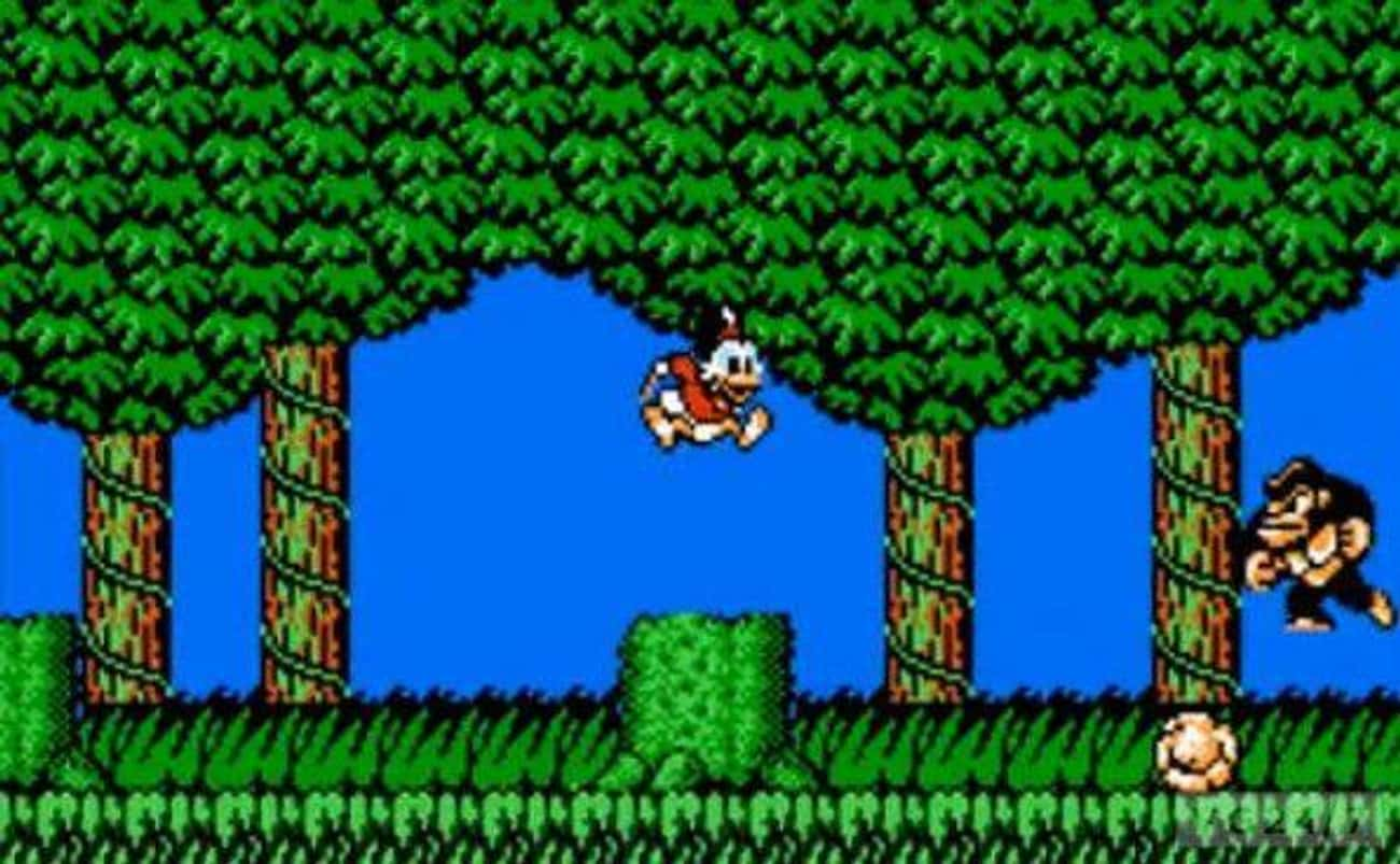 DuckTales is listed (or ranked) 3 on the list 15 Classic Nintendo Games You Forgot You Loved
