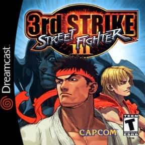 Street Fighter III: Third Stri is listed (or ranked) 13 on the list The Best Fighting Games of All Time