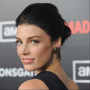 Jessica Pare is listed (or ranked) 24 on the list Famous People Named Jessica