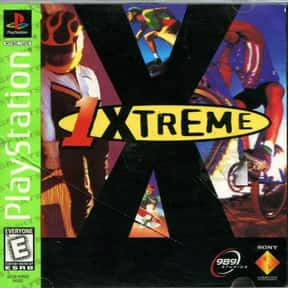 1xtreme is listed (or ranked) 6 on the list PlayStation 1 Games