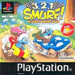 3, 2, 1... Smurf! My First Rac is listed (or ranked) 8 on the list PlayStation 1 Games