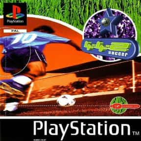 4-4-2 Soccer is listed (or ranked) 18 on the list PlayStation 1 Games