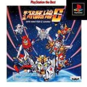 4th Super Robot Wars Scramble is listed (or ranked) 19 on the list PlayStation 1 Games