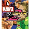 Marvel Vs. Capcom 2 is listed (or ranked) 15 on the list The Most Popular Fighting Video Games Right Now