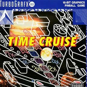 Time Cruise is listed (or ranked) 25 on the list The Best TurboGrafx-16 Games