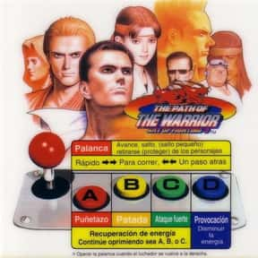 Art Of Fighting 3 - The Path O is listed (or ranked) 16 on the list The Best Neo Geo Fighting Games