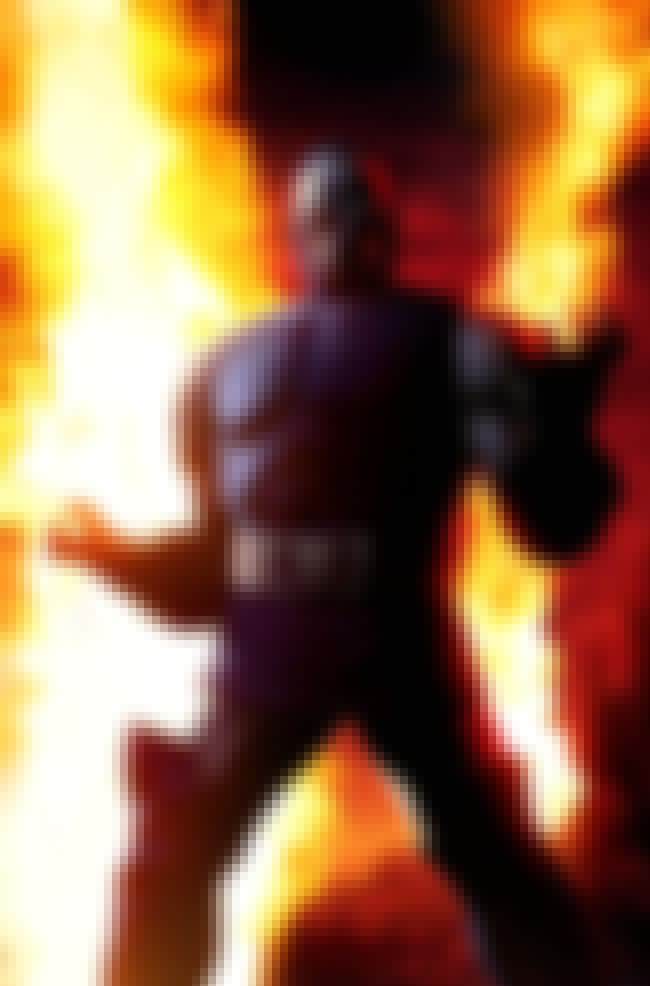 Darkseid is listed (or ranked) 3 on the list The Top 10 Comic Book Gods Worth Worshipping