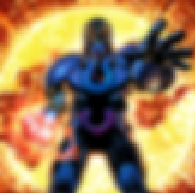 Darkseid is listed (or ranked) 2 on the list The Best Supergirl Villains of All Time