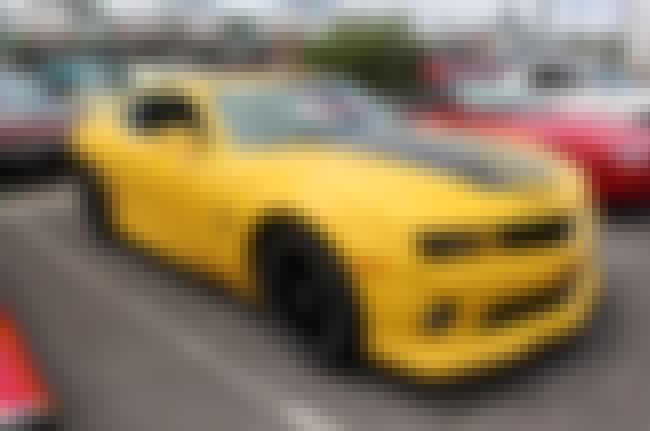 2009 Chevrolet Camaro Replica is listed (or ranked) 2 on the list All Transformers Cars
