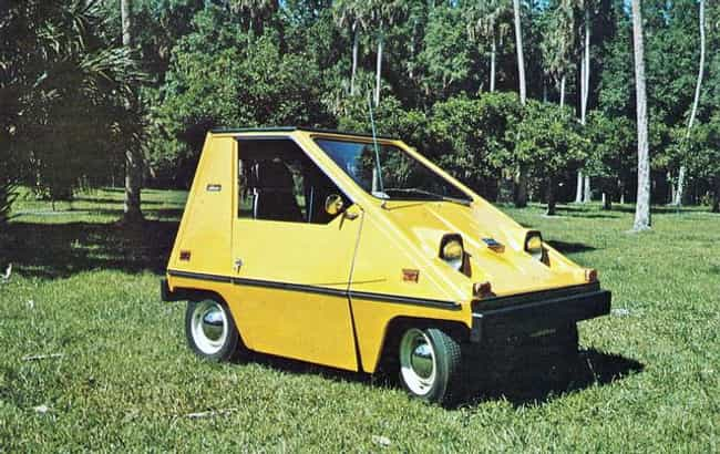 Sebring Vanguard Citicar Is Listed Or Ranked 2 On The List Ugliest