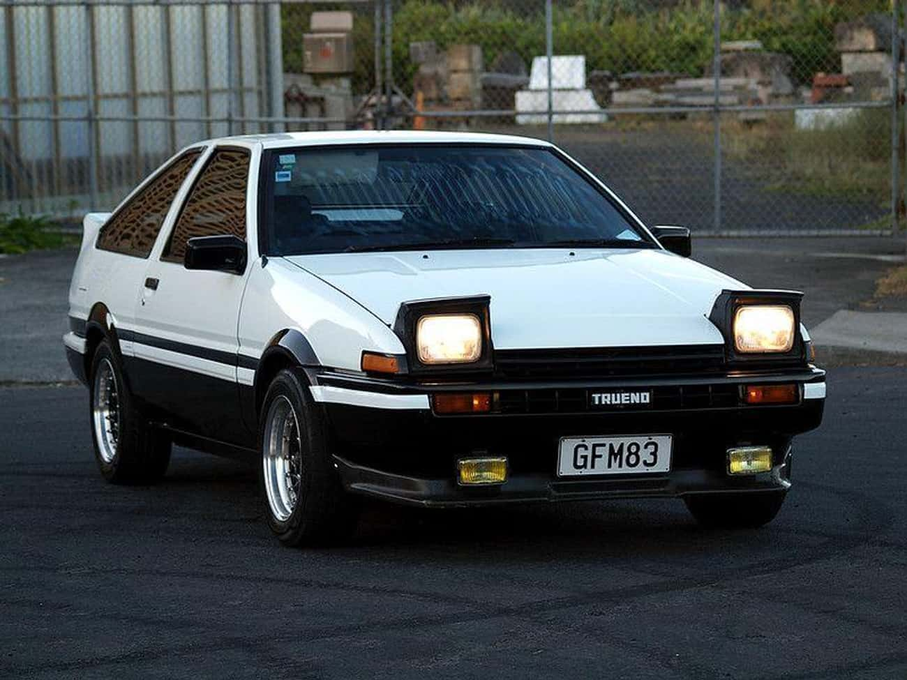 1st-5th Gen Toyota Corolla is listed (or ranked) 4 on the list The Best Project Cars For Beginners And Expert Mechanics