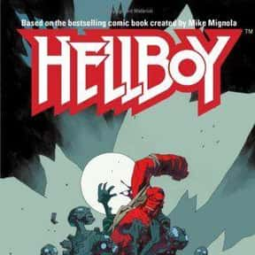 Hellboy is listed (or ranked) 1 on the list The Best Dark Horse Comic Book Series, Ranked