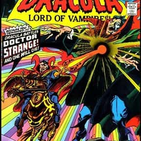 Tomb of Dracula is listed (or ranked) 14 on the list The Best Doctor Strange Versions Of All Time