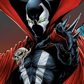 Spawn is listed (or ranked) 11 on the list Comic Book Characters We Want to See on Film