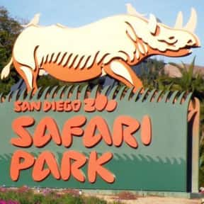 San Diego Zoo Safari Park is listed (or ranked) 18 on the list The Best Zoos in the United States