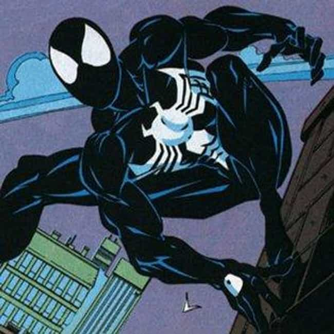 Black Costume Spider-Man is listed (or ranked) 1 on the list The Greatest Spider-Man Costumes of All Time