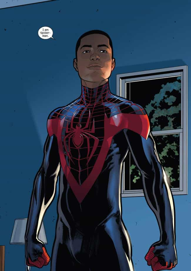 New Ultimate Spider-Man ... is listed (or ranked) 3 on the list The Biggest Breakout Comic Book Characters Of The 2010s